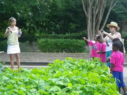 Botanical Gardens Volunteer by Natalie Lee Birmingham Botanical Gardens