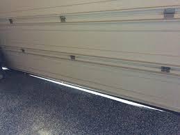 garage doors 54 stupendous garage door floor seal picture ideas