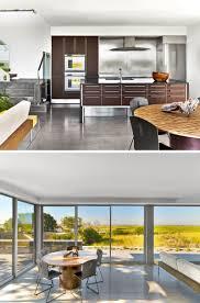Cape Cod House Plans Open Floor Plan A Modern Beach House Arrives In Cape Cod Massachusetts Contemporist