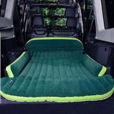 si e auto gonflable suv de voiture gonflable matelas siège voyage lit d air matelas avec