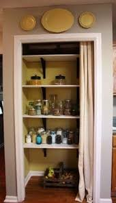 fabric cover up 8 great makeovers for kitchen pantry doors