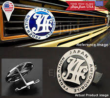 toyota yaris emblem front emblems for toyota yaris ebay