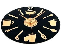 horloge pour cuisine moderne horloge pour cuisine montre de cuisine design horloge de cuisine