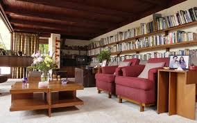 frank lloyd wright living room wright at home