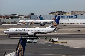 united airlines police reports blame passenger for injuries