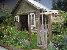 rustic garden sheds garden sheds pinterest rustic gardens