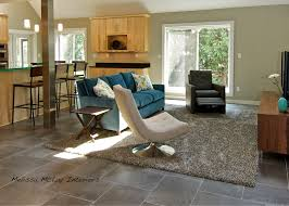 grey floor ceramic tiles living room grey sofas dark marble floor