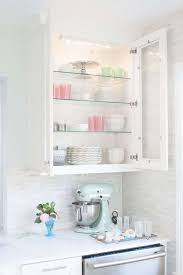 Open Shelves In Kitchen by Cabinets U0026 Drawer Elegant White Open Shelving With White Bowls