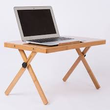 bureau portable office furniture folding laptop table picnic desk laptop anti slip