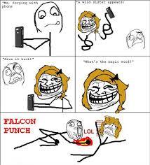 Falcon Punch Meme - falcon punch meme by biilo22 memedroid