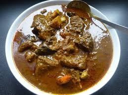cuisine ivoirienne et africaine gastronomie recette ivoirienne sauce graine à la viande de bœuf