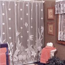 Fish Curtains Fish Shower Curtain Target Home Design Ideas As Material Is