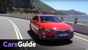 kereta audi audi a4 1 4 tfsi 2016 review carsguide