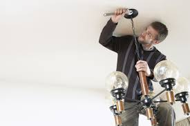 replace ceiling light easily convert a ceiling light into recessed lighting