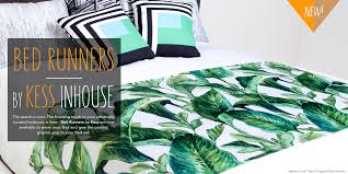 bed runners bed runners kess inhouse