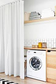curtains curtains for laundry room designs 25 best ideas about