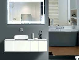 illuminated mirrors for bathrooms illuminated mirror bathroom bathroom mirror ideas