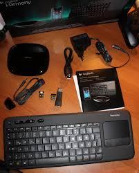 Wohnzimmer Computer Logitech Harmony Smart Keyboard Die Wohnzimmer Tastatur Im Test