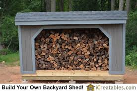 pictures of firewood shed photos of firewood sheds