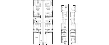 Dual Occupancy Floor Plans Bayside 25 Duplex By Metricon Price Floorplans Facades
