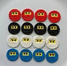ninjago cake toppers ninjago cupcake toppers sugar spice cupcakes madeit au