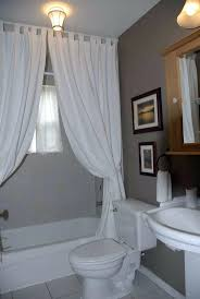 Bathroom Valances Ideas by Bathroom Curtain Pinterest Nujits Com