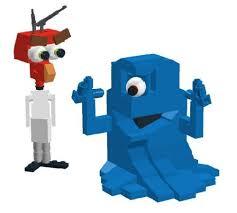 monsters aliens dr cockroach u0026 lego creation