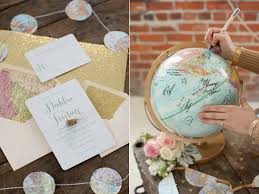 travel themed wedding 12 creative travel themed wedding ideas kate aspen