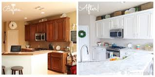 Quality Kitchen Makeovers - kitchen makeover goes white with paint and laminate