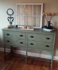 Antique Painted Sideboard Antique Grey Oak Sideboard Design Featuring Cabinet And Drawers