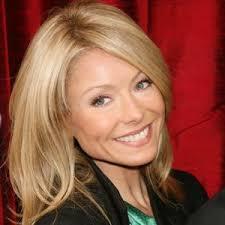 kelly ripa hair kelly ripa actress talk show host television actress biography