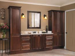 towel cabinet for bathroom with cabinets and racks storage