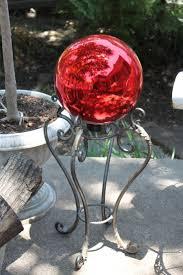 Gazing Globe Stand 252 Best Gazing Balls Images On Pinterest Garden Ideas