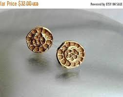 unique stud earrings unique stud earrings etsy