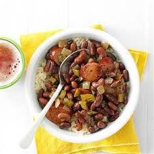 slow cooker red beans and rice cooking light slow cooker red beans sausage recipe taste of home