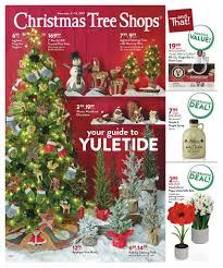 christmas tree shops circular october 29 november 14 2017