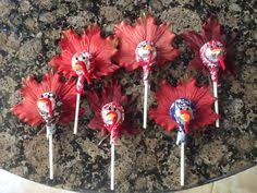 turkey lollipops by wilton find molds and