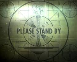 Fallout 3 Interactive Map by Vintage Fallout 3 Test Patterns Hd Wallpapers Desktop Backgrounds