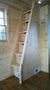 Prefabricated Tiny Homes by Best 25 Tiny House Stairs Ideas On Pinterest Tiny House Storage