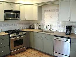 grey paint colors kitchen entrancing painted cabinets dark colored