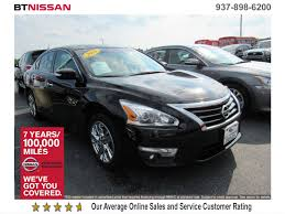nissan altima 2015 trunk certified pre owned 2015 nissan altima 2 5 sl 4dr car in vandalia