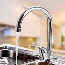 kitchen faucets free best quality single rotatable pullout spray kitchen faucet