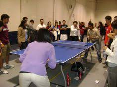 Ping Pong Table Rental Question Is It Possible To Hang A Small Balloon Drop Net 200