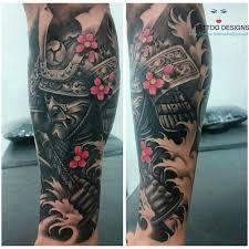 japanese samurai tattoos designs ideas for guys and