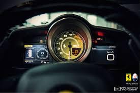 ferrari 458 speedometer ferrari 488gtb photoshoot only certified ferrari u0026 maserati