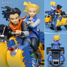 android 17 and 18 amiami character hobby shop desktop real mccoy