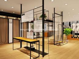 store decoration china ladies clothing store display design for clothes shop