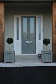 House Door by Welcome Home To This Classic Hamptons Style Front Entrance Design