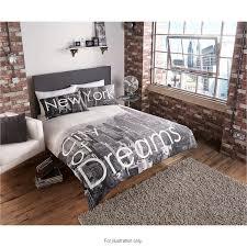 New York Bed Set New York Giants Bedding Set Tokida For