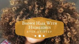 diy highlights for dark brown hair how to add highlights to dark brown hair at home belletag